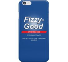 Fizzy make feel good iPhone Case/Skin