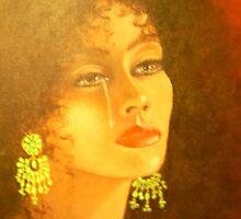 A TEAR FROM HER EYE by Dian Bernardo
