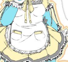 Cream: Maid Sticker