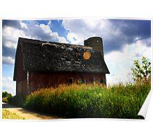 Scenic Barn Poster