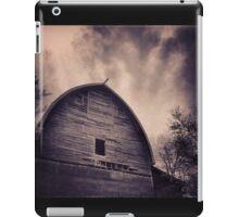 A Frame Rustic Barn iPad Case/Skin