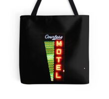 Courtesy Motel Tote Bag
