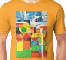 Get the balance right - Original painting Unisex T-Shirt
