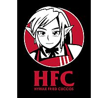 Hyrule fried Cuccos Photographic Print