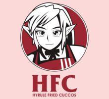 Hyrule fried Cuccos One Piece - Long Sleeve