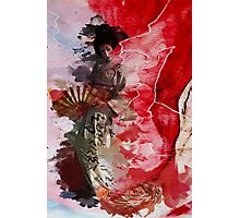 Geisha's Delight Photographic Print
