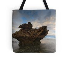 And Upon This Rock Tote Bag