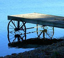 Water Wheels.......... by Larry Llewellyn