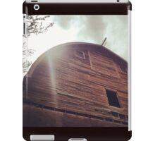Rustic A Frame Barn iPad Case/Skin