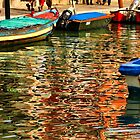 Colors of Murano by Barbara  Brown