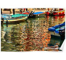 Colors of Murano Poster