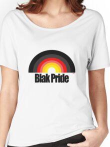 BLAK Pride [-0-] Women's Relaxed Fit T-Shirt