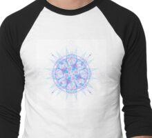 Jagged Circumference Men's Baseball ¾ T-Shirt
