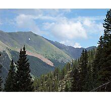 Wheeler Peak, New Mexico U.S.A. Photographic Print