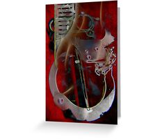 vampvampart Greeting Card