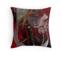 vampvampart Throw Pillow