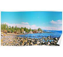 Tahoe Lake (Lake Tahoe) Poster