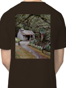 Bath House at Waldheim, Cradle Mountain Classic T-Shirt