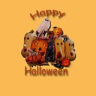 Happy Halloween by Kayleigh Walmsley