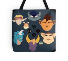 Sony Mascots Tote Bag