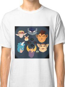Sony Mascots Classic T-Shirt