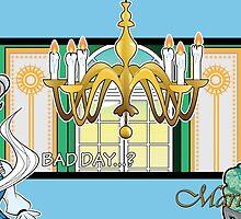 Bad Day Historical Series 1: Marie Antoinette by BlowfishFil