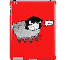 GREY SHEEP iPad Case/Skin