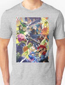 Lucina & Robin Join the Battle! T-Shirt