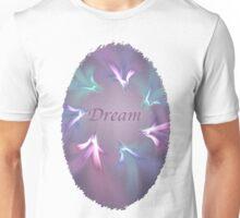 Circle Ribbon Dream Unisex T-Shirt