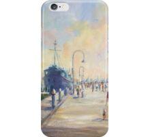 Gem Pier in Williamstown (Australia) iPhone Case/Skin