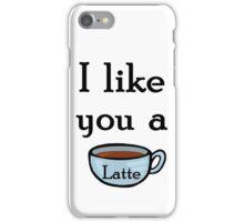 Latte iPhone Case/Skin