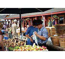 Thursday Market Photographic Print
