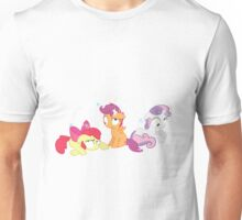 Cutie Mark Crusaders Unisex T-Shirt