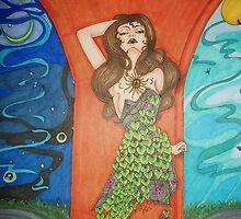 Green Lovely by Katz Karma
