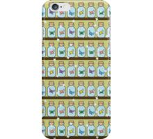 Zelda Inspired Fairy Bottle Pattern iPhone Case/Skin