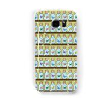 Zelda Inspired Fairy Bottle Pattern Samsung Galaxy Case/Skin