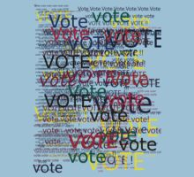 Vote by Gregory John O'Flaherty