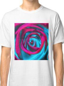 Velvet psychedelia - Rose design Classic T-Shirt