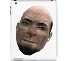 Photogenic Whiterun guard man iPad Case/Skin