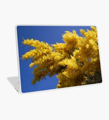 Sweet Wattle Wattle Laptop Skin
