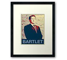 Bartlet Hope Framed Print