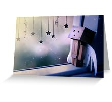 Fallen Danbo Greeting Card