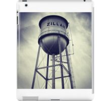 Small Town Water Tower iPad Case/Skin