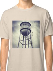 Small Town Water Tower Classic T-Shirt
