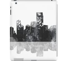 Jersey City New Jersey Skyline iPad Case/Skin