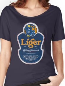 Liger Beer Tee Women's Relaxed Fit T-Shirt