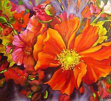 Floral Abundance by Chris Hobel