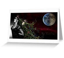 Danse Macabre Greeting Card
