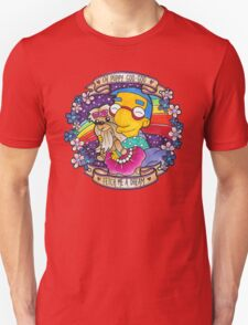 Milhouse - Oh Puppy Goo-Goo... Fetch me a dream! Unisex T-Shirt