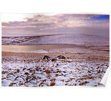 Gorple Reservoir Poster